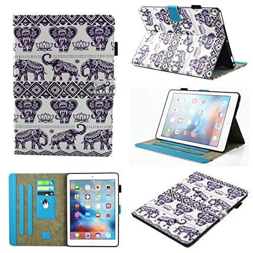 iPad IPad pro 10.5 Custodia per IPAD iPad pro 10.5 inch, inShang Smart Cover case in pelle PU, supporto per tenere L'iPad sollevato, magnetico per sleep e standby elephone