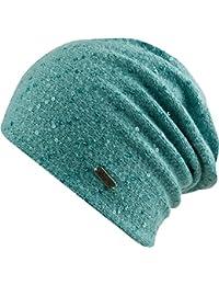 BRASIL Mütze - leichte elegante Beanie für Damen mit Pailletten
