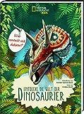 Was versteckt sich dahinter? Entdecke die Welt der Dinosaurier: National Geographic KiDS