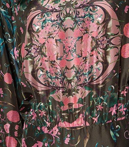 FILIPPA K Damen Seidenkleid mit Blumenprint 2417 multi colour