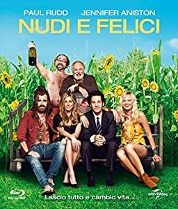 Nudi e Felici (Blu-Ray)