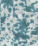 Rasch Tapeten VliesTapete Kollektion Pop Skin, grün, 498219