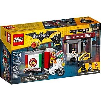 THE LEGO BATMAN MOVIE 70910 CONSEGNA SPECIALE DI SCARECROW