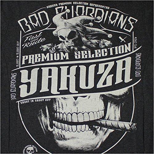 Yakuza Premium -  Felpa con cappuccio  - Con cappuccio  - Uomo Blau