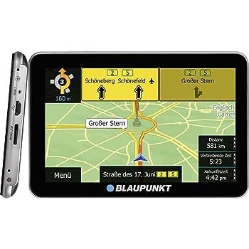 blaupunkt travelpilot 53 ce lmu navigationssystem mit 12. Black Bedroom Furniture Sets. Home Design Ideas
