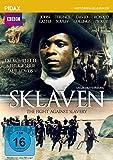 DVD Cover 'Sklaven (The Fight Against Slavery) (ungekürzte Fassung) / Packender 6-Teiler über den Kampf gegen die Sklaverei basierend auf den Aufzeichnungen von John Newton (Pidax Historien-Klassiker) [2 DVDs]