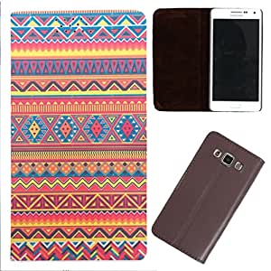 DooDa - For Micromax Canvas Hue 2 A316 PU Leather Designer Fashionable Fancy Flip Case Cover Pouch With Smooth Inner Velvet