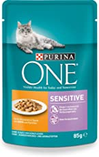 Purina One Katzennassfutter, 24er Pack (24 x 85 g)