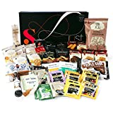 Tea Time Gift Hamper - Just Treats Solar Gift Box: Jam...
