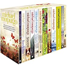 Michael Morpurgo Collection 12 Books Box Set (Farm boy, Born to Run, Shadow, An Elephant in the Garden, The Amazing Story of Adolphus Tips, A Medal for Leroy, Running Wild, Private Peaceful, Alone on a Wide Wide Sea, Listen to the Moon, Little Manfred, The Butterfly Lion)