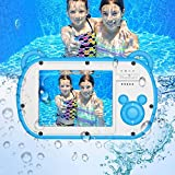 Best Digital Video Camera For Kids - GordVE Kids Waterproof Camera Self-timer Camera Video Recorder Review