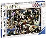 Ravensburger 15170 Harry Potter Contro Voldemort Puzzle, Fantasy, 1000 Pezzi