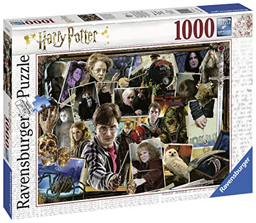 Ravensburger - Harry Potter vs Voldemort 15170