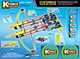 Construction Toys Age 8+ K'nex K Force Dual Cross Blaster Gun Build & Shoot Kids Children Child Boy Boys - Birthday Easter Christmas Xmas Stocking Filler Treat or Reward Present Gift Idea