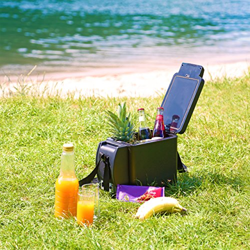 Relaxdays Kühlbox 6l Isolierbox für das Auto - 2