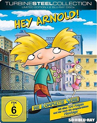 Hey Arnold Episodenguide Fernsehseriende