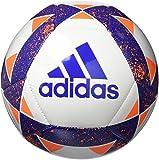 adidas Starlancer V Balón, Hombre, Blanco/Negro (magrea), 5