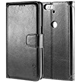 Nexus 6P Hülle, Vakoo Nexus 6P Handyhülle - Buch Stil