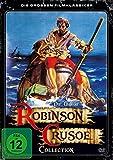 Robinson Crusoe Collection : Robinson Crusoe Land - Mr. Robinson Crusoe - Die Abenteuer des Robinson Crusoe