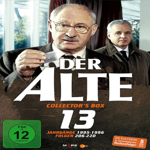 Der Alte - Collector's Box Vol. 13 (Folgen 206-220) [5 DVDs]