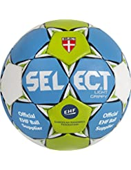 Select light grippy de balonmano, colour azul/verde/blanco, 00, 1690742240