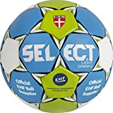 SELECT Light Grippy Ballon de handball  I Bleu/Vert/Blanc I lilleput(1)