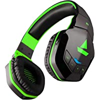 boAt Rockerz 510 Bluetooth On-Ear Headphone with Mic(Viper Green)