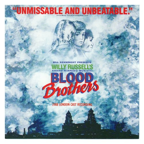 Blood Brothers (1988 London Cast Recording) (Musical Brothers Blood)
