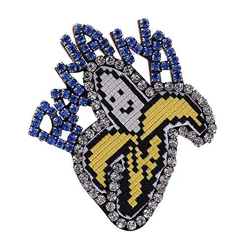 Godagoda Broche Pins Bijoux Fantaisie Différentes Formes Fille Garcon Mignon en Alliage Badge Décoration pour Enfant Etudia