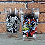 DC Comics Color Change Glass