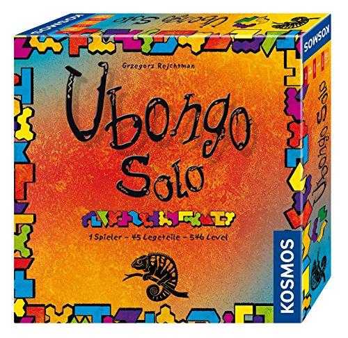 KOSMOS Spiele 694203 - Ubongo Solo