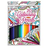 Best Adult Colorings - Colour Therapy Colouring Pencil Review