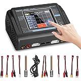 Cargador LiPo HTRC T240, Cargador de Batería RC para Lipo / Lilon / Life / LiHV / NiMH / NiCD / PB / Batería Inteligente, AC