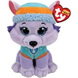 TY Paw Patrol Everest Cane Peluches Giocattolo 623