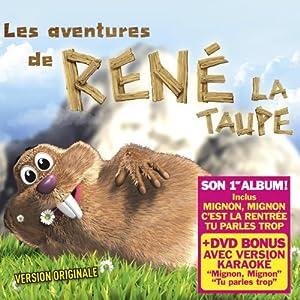 """Afficher """"Les aventures de René la taupe"""""""