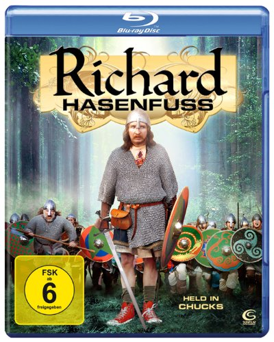 Richard Hasenfuß - Held in Chucks [Blu-ray]