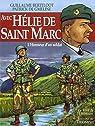 Avec Hélie de Saint-Marc par Berteloot