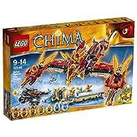 Lego Legends of Chima 70146 - Phoenix Fliegender Feuertempel