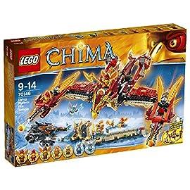 Lego-Legends-of-Chima-70146-Phoenix-Fliegender-Feuertempel