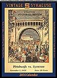 Syracuse Orange 2016 Vintage Football Calendar