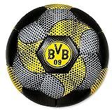 BVB-BALL MIT CARBONMUSTER (GRÖSSE 5)