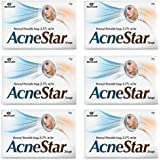 AcneStar Soap Pack of 6
