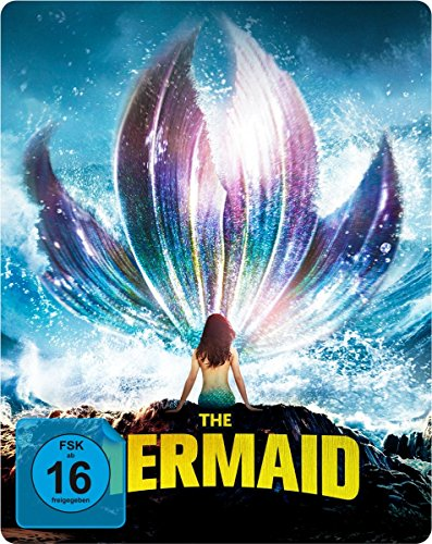 The Mermaid - Limited SteelBook inkl. 3D- & 2D-Version (Blu-Ray)