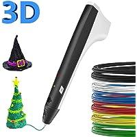 Stylo 3D SUNLU avec écran LCD, consommables pour stylo d'impression 3D compatibles PLA/PCL, adaptés à l'artisanat et aux loisirs créatifs