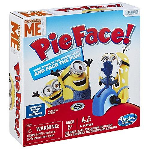 Pie Face Minions von Hasbro .