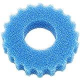 Para Notebook: SUNSUN cpf-15000–5000Impresión filtro para estanque Azul Esponja