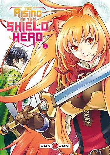 The Rising of the Shield Hero - volume 2 par Kyu AIYA, Yusagi ANEKO