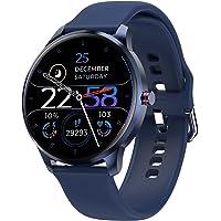 LIEBIG Smartwatch Herren,fitnessuhr mit Schrittzähler IP68 Wasserdicht Sportuhr mit Pulsuhr Blutdruckmessgerät…