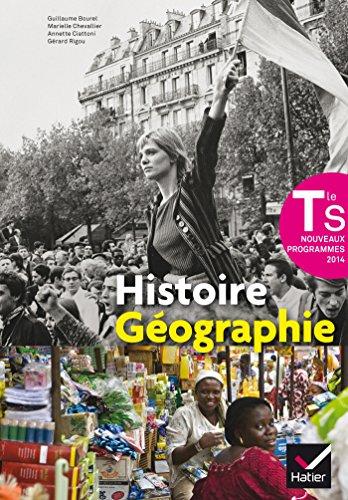 Histoire-Gographie Tle S d. 2014 - Manuel de l'lve