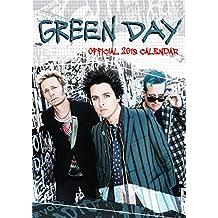 Green Day Official 2018 Calendar - A3 Poster Format